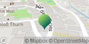 Karte GLS PaketShop Moosburg, Deutschland