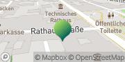 Karte GLS PaketShop Halle (Saale), Deutschland