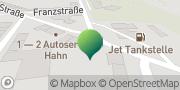 Karte GLS PaketShop Köthen (Anhalt), Deutschland