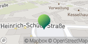 Karte GLS PaketShop Bad Köstritz, Deutschland