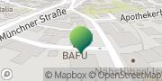 Karte GLS PaketShop Isen, Deutschland