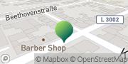 Karte GLS PaketShop Gera, Deutschland