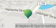 Karte GLS PaketShop Kabelsketal, Deutschland