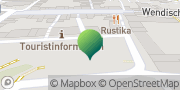 Karte GLS PaketShop Zeitz, Deutschland