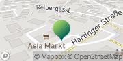 Karte GLS PaketShop Regensburg, Deutschland