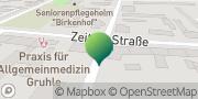 Karte GLS PaketShop Aachen, Deutschland