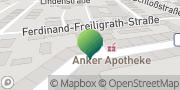 Karte GLS PaketShop Netzschkau, Deutschland