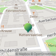 Karte Karl Brendler Leipzig, Deutschland