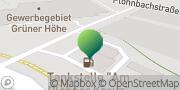 Karte GLS PaketShop Werther (Westf.), Deutschland
