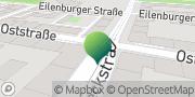 Karte GLS PaketShop Leipzig, Deutschland