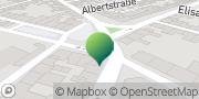 Karte GLS PaketShop Glauchau, Deutschland