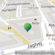 Kort Bankoforeningerne København, Danmark