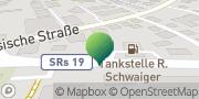 Karte GLS PaketShop Straubing, Deutschland