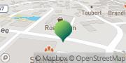 Karte GLS PaketShop Brandis, Deutschland