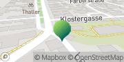 Karte GLS PaketShop Pilsting, Deutschland