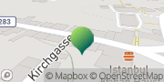 Karte GLS PaketShop Hartenstein, Deutschland