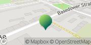 Karte GLS PaketShop Malchin, Deutschland