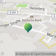 Karte Deutsche Post Filiale Postagentur Limbach-Oberfrohna, Deutschland
