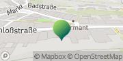 Karte GLS PaketShop Schwarzenberg/Erzgeb., Deutschland