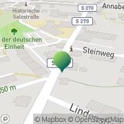 Karte Krämer-Transporte Zwönitz, Deutschland