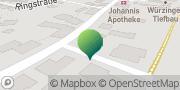 Karte GLS PaketShop Johanniskirchen, Deutschland