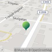 Karta Missionsförsamlingen i Vara Vara, Sverige