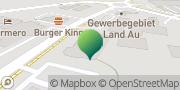 Karte GLS PaketShop Deggendorf, Deutschland
