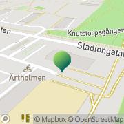 Karta Malmö Missionsförsamling Malmö, Sverige