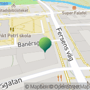 Karta Malmö Simsällskap Malmö, Sverige