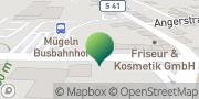 Karte GLS PaketShop Bad Schmiedeberg, Deutschland