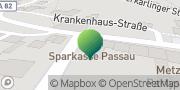 Karte GLS PaketShop Aidenbach, Deutschland