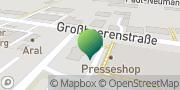 Karte Presseshop Kalus Potsdam, Deutschland