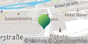 Karte GLS PaketShop Döbeln, Deutschland