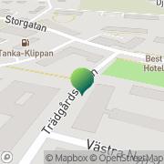 Karta Klippans Kommun Klippan, Sverige