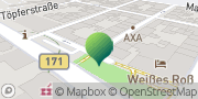 Karte GLS PaketShop Marienberg, Deutschland