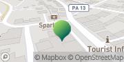 Karte GLS PaketShop Ortenburg, Deutschland