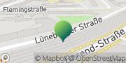 Karte GLS PaketShop Berlin, Deutschland