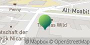 Karte GLS PaketShop Münsingen, Deutschland
