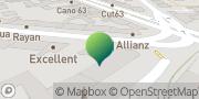Karte GLS PaketShop Johanngeorgenstadt, Deutschland