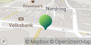 Karte GLS PaketShop Bad Liebenwerda, Deutschland