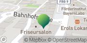 Karte GLS PaketShop Grafenau, Deutschland