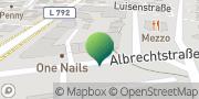 Karte GLS PaketShop Blankenfelde-Mahlow, Deutschland