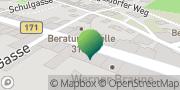 Karte GLS PaketShop Sayda, Deutschland