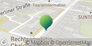 Karte GLS PaketShop Mühltal, Deutschland
