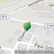 Karte Michalke Sicherheits- & Service Coswig, Deutschland