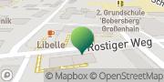 Karte GLS PaketShop Wanzleben-Börde, Deutschland