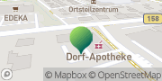 Karte STORE17 Ahrensfelde, Deutschland