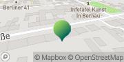 Karte GLS PaketShop Bernau, Deutschland