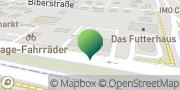 Karte GLS PaketShop Eiche, Deutschland