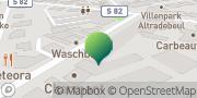 Karte GLS PaketShop Jüterbog, Deutschland